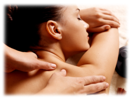 Relaxation massage photo