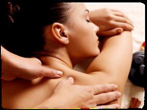 Relaxation massage photo